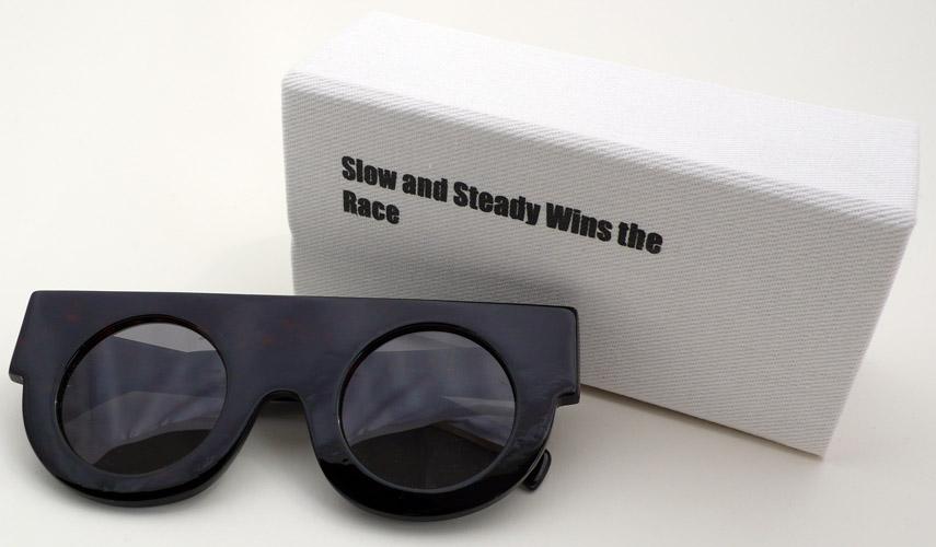 10e3695f58 Slow and Steady Wins the Race  Basic Circle Sunglasses