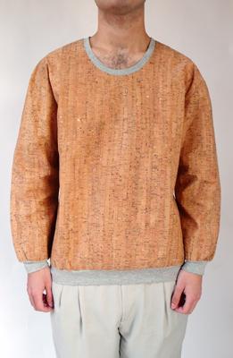 Cork Simplified Enjoyment Sweater