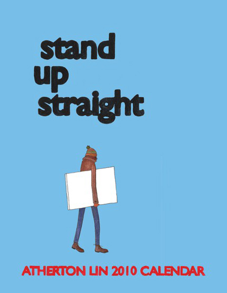 how to remember to stand up straight