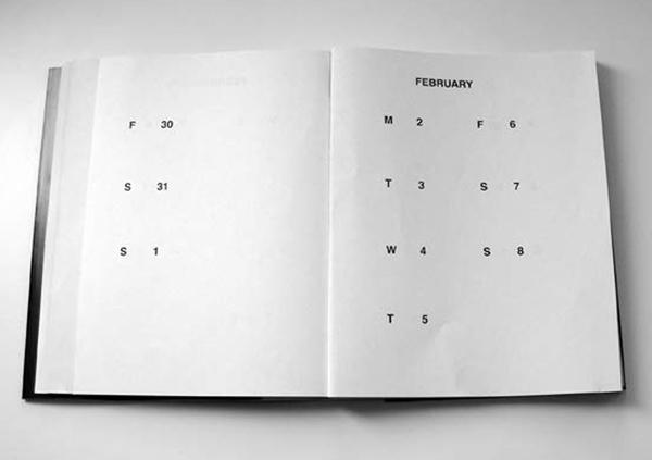 Manuel Raeder: A La Cach Cachi Porra 2009 Diary