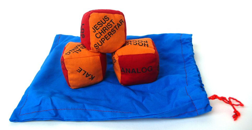 Super Lisa Anne Auerbach Juggling Bean Bags Dailytribune Chair Design For Home Dailytribuneorg